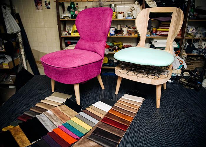Segunda oportunidad para tus muebles con tapicero Castellón