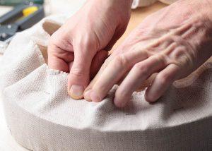 Experiencia de tapiceros profesionales